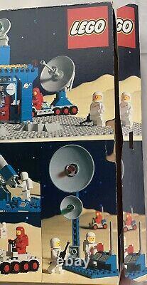 LEGO 493 Space Command Center Near Mint Unused US Version Museum Grade Condition