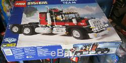LEGO 5571 Model Team Giant Truck (Black Cat) Complete with Box & Instructions
