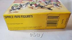 LEGO 6704 Space Mini Figures 37 Pieces Brand New Factory Sealed