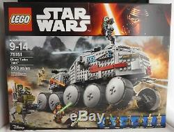 LEGO 75151 Star Wars Clone Turbo Tank Episode II Clone Wars NEW SEALED RETIRED