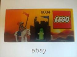 LEGO Castle Legoland 6034 Black Monarch's Ghost Unopened in Sealed Box New