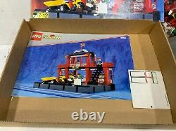LEGO City Town Train Station 4556 box & instructions