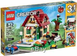 LEGO Creator Changing Seasons House 3in1(#31038)(Retired 2015)(Rare)(NEW)