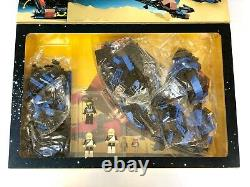 LEGO Legoland 6986 Space Police Mission Commander NEW Vintage RARE Classic