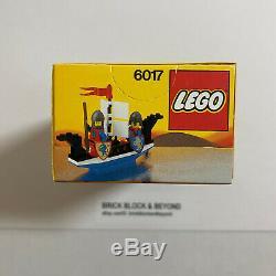 LEGO Legoland Castle System 6017 King's Oarsmen New Sealed