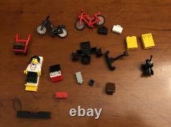 LEGO Metroliner 9v Train 10001 4558 Set Missing some pieces