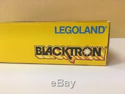 LEGO NEW IN BOX Vintage Legoland Space System 6941 Blacktron Battrax Sealed