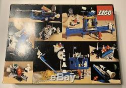LEGO SET 6970 BETA-1 COMMAND BASE Complete With BOX And MANUAL