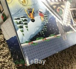 LEGO Seasonal WINTER VILLAGE TOY SHOP (10199) NEW NIB Sealed Retired