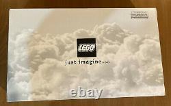 LEGO Set 10001 Metroliner Electric Train 9V New Factory Sealed 2001 Reissue 4558