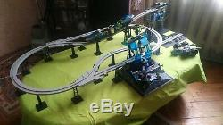 LEGO Space Monorail Transport Base 1994 with Box + Instruction (6991)