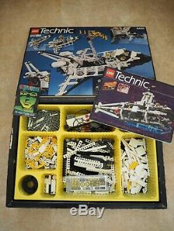 LEGO Space Shuttle 8480 Complete, clean and excellent condition