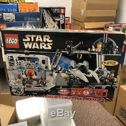 LEGO Star Wars 7754 Home One Mon Calamari Star Cruiser Limited Edition Set MISB