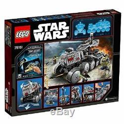 LEGO Star Wars Clone Turbo Tank 75151 NEW SEALED Clone Wars Episode II