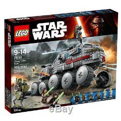 LEGO Star Wars Clone Turbo Tank (75151) (NISB)