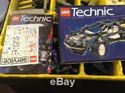 LEGO Technic 8880 Super Car, instructions, box withtray, RARE Vintage