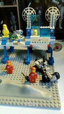 LEGO Vintage Space Bundle, 6930, 928, Bonus 2 x Mini-Figure, Instructions, Boxed