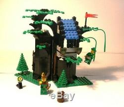 Lego 6054 Forest Man's Hideout Vintage set, 100% COMPLETE, Boxed, Instructions