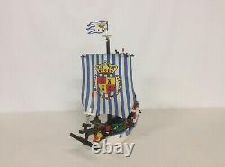 Lego 6280 Pirates Imperial Armada Flagship 1996 withInstructions, No Box