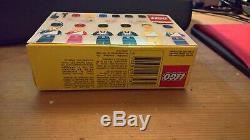 Lego 6703 Space System Minifigures Blacktron Futuron Vintage RARE New Sealed