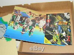 Lego 6766 Wild West Rapid River Village MISB MIB new sealed bags 1997 western