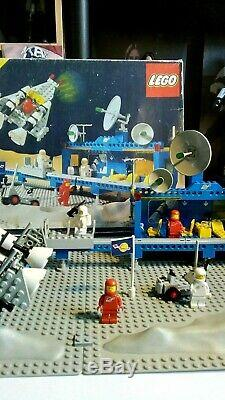 Lego 6970 Vintage Space Beta 1 Command Base, 100% Complete, Box, Instructions
