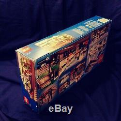 Lego City Transport Truck & Forklift 7733 Cargo Vintage Trailer NISB Rare Disctd