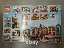 Lego Creator Downtown Diner 10260 Expert 2480 Pieces Brand new Rare Sealed