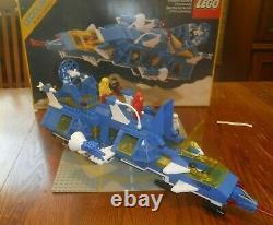 Lego HUGE Classic Space Collection 50+ COMPLETE SETS'80s instructions BOXES