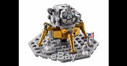Lego Ideas 21309 NASA Apollo Saturn V 5 Space HUGE 1 Metre Tall Set With Extras