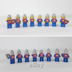 Lego Legoland 375 / 6075 Vintage Castle Classic Knights Original Box Instruction