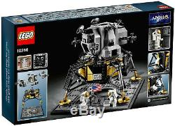 Lego NASA Apollo 11 Lunar Lander # 10266 (Sealed) (Very RARE) NEW from Creator