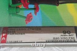 Lego Paradisa #6416 NEW sealed AFA90 graded 1992 Mint