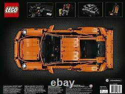 Lego Porsche 911 GT3 RS (42056) BNISB MINT CLASSIC VINTAGE COLLECTIBLE MODEL