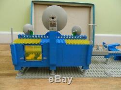 Lego Space 6970 Beta I Command Base Complete Vintage Set 1980