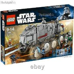 Lego Star Wars Clone Wars 8098 Clone Turbo Tank Authentic Factory Sealed NEW