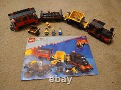 Lego Trains 3225 9V train set