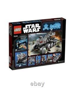 Lego new 75151 Star Wars Clone Turbo Tank / retired set