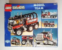 Lego vintage Model Team 5571 Giant Truck in original box, RARE