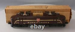 Lionel 2352 Vintage O Pennsylvania EP-5 Electric Locomotive/Box