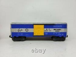 Lionel Vintage Postwar 2281W Santa Fe Freight Set With Original Boxes 2243 A/B