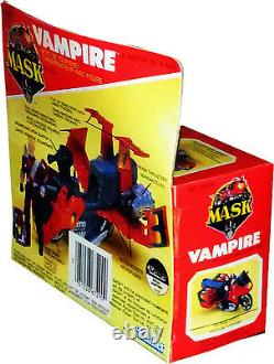 M. A. S. K. MASK Kenner Vampire Vintage 1986 Collectible MISB New! AFA IT