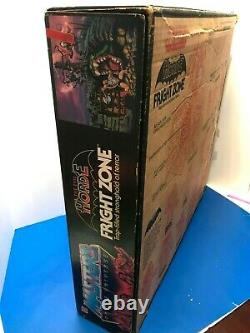 MOTU Fright Zone Masters of the Universe vintage He-Man Complete Box MIB 1985