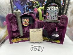 MOTU Snake Mountain Masters of the Universe vintage He-Man Complete Box Lot