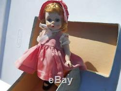 Madame Alexander Kins Doll Wendy SLW Taffeta Outfit Box Blonde 1953