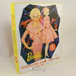 Mattel Barbie Doll 2008 Sparkling Pink Gift Set NON-MINT BOX