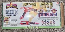 Mighty Morphin Power Rangers Power Gun/Sword Morpher 1993 Bandai Vintage With BOX