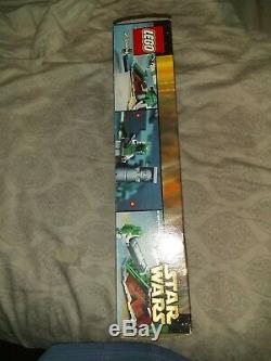 NEW IN BOX LEGO Star Wars Original Slave 1 (7144)