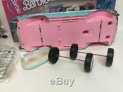 NEW IN BOX Vintage 1989 Barbie'57 Chevy 1957 Chevrolet Blue Toy Car Mattel 3561