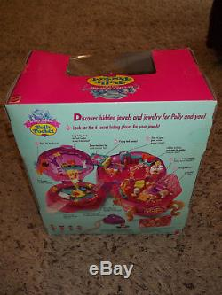 NEW IN BOX Vintage 1997 POLLY POCKET JEWEL MAGIC BALL Sparkle Surprise Playset